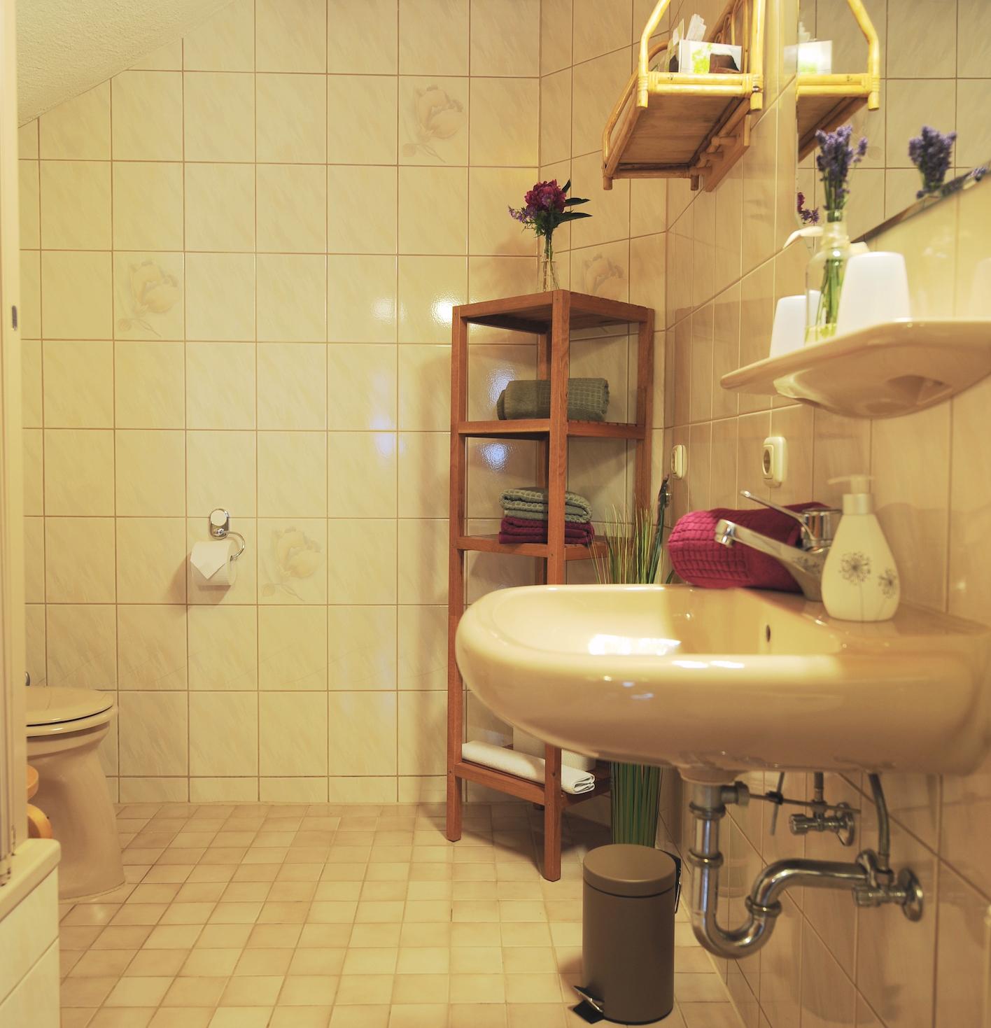Salbei Badezimmer-